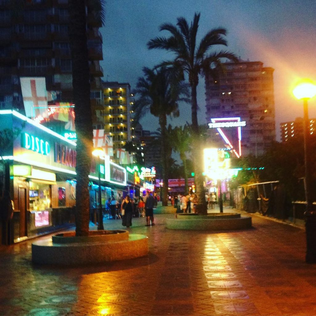 The Square Benidorm