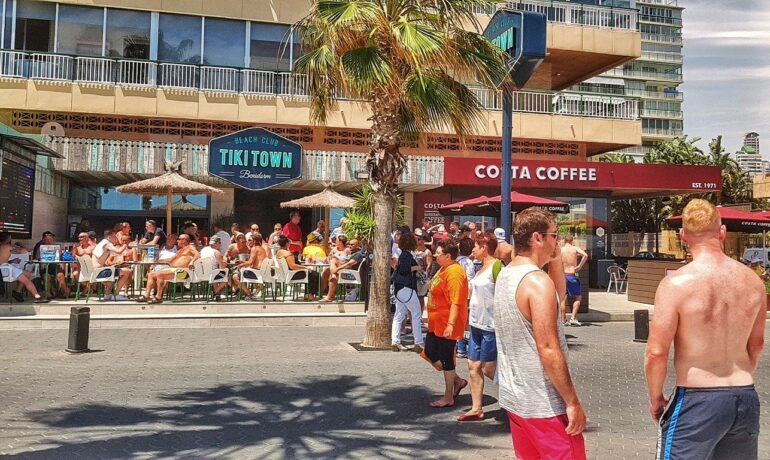 Great Places To Eat in Benidorm