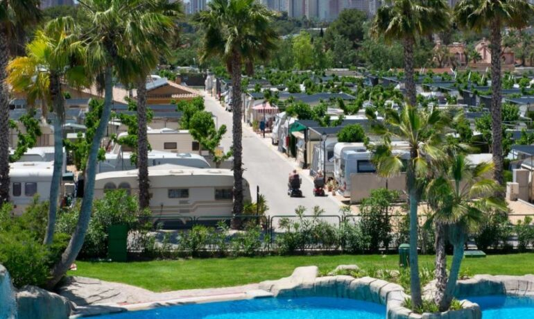 The Best Campsites in Benidorm