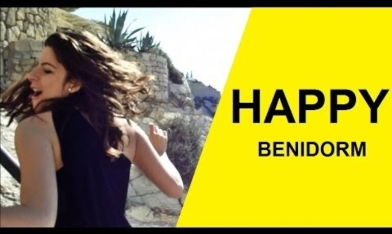 Pharrell Williams – Happy (We are from Benidorm) #HAPPYDAY #LoveBenidorm