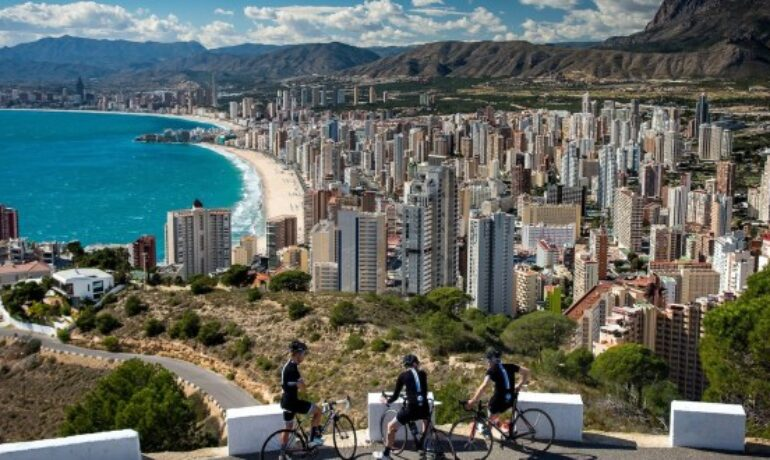 Cycling in Benidorm – Top Cycling Routes in Benidorm