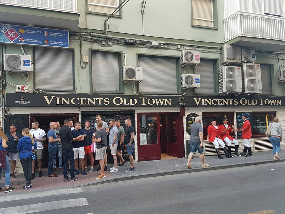 Vincents Old Town Benidorm